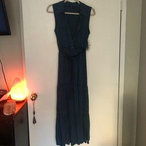 Mlle Gabrielle denim dress